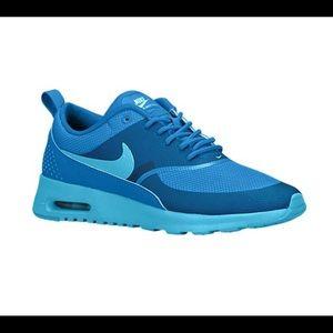 Nike Air Max All Blue